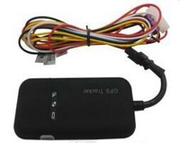 car Realtime GSM/GPRS/GPS Car Vehicle Tracker TK110 Quad Band Tracking Device not cellphones