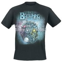 Browning Brand High Quality new mma hot skull items shirt fitness Hardrock heavy Dark Metal 100%Cotton