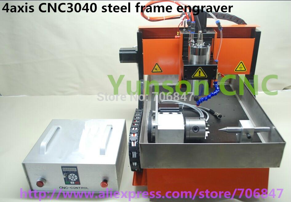 Быстроходный деревообрабатывающий фрезерный станок BL 4 3040 CNC 800W + 5 1500W + быстроходный деревообрабатывающий фрезерный станок 6