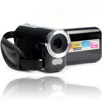 """New 1.5"""" LCD 16MP HD 720P Digital Video Camera 8x Digital ZOOM DV Black"""