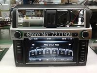 2014 TOYOTA  prado 150 HD dvd player CAN BUS 3G WIFI  ipod gps sd usb mp3/4 FM/AM BT free 4gb map camera