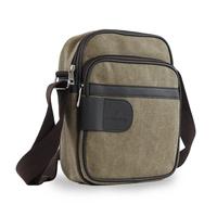 Vintage male casual canvas bag over shoulder sport men messenger bags small crossbody for man desigual travel bags