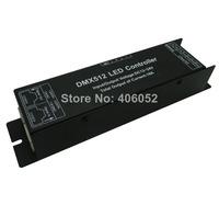 4channels LED RGBW Controller DMX 512 LED Decoder & Driver 12V DMX Controller