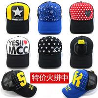 free shipping men truck caps for women color 21-40 baseball cap heart caps female hat star mcc play