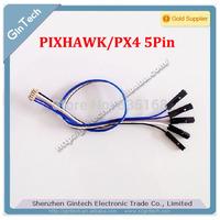 PIXHAWK / PX4 / APM2.5 cable, PIXHAWK connect cable, px4 cable,  3PIN 4PIN PX4 cable 5PIN 6PIN 7PIN