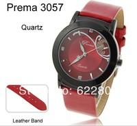 New 2014 PREMA 3057 Luxury Brand clock Women Rhienstone watches Fashion & Casual Analog Dress Quartz Wristwatches