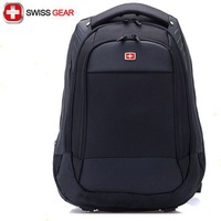 2014 double shoulder Stock Swissgear laptop backpack with good quality Laptop bag