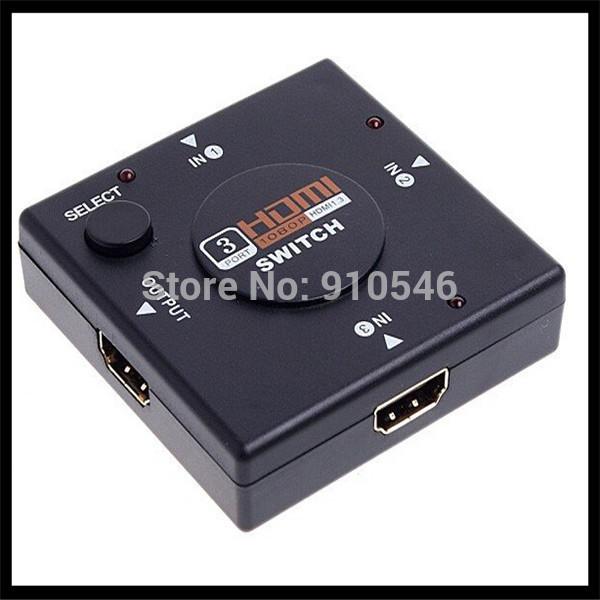 Splitter 3 Game 3 Port Switcher Splitter 3