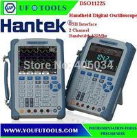 "Hantek DSO1122S 120MHz 25GSa/s Handheld Digital Oscilloscope 5.6"" TFT Display Isolated level"