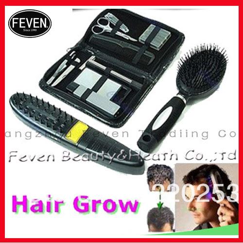 2014 venda quente saudável pente crescimento do cabelo elétrico profissional de ervas massagem elétrica do laser pente crescimento do cabelo para a perda de cabelos crescerem(China (Mainland))