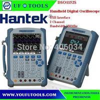"Hantek DSO1152S 150MHz 25GSa/s Handheld Digital Oscilloscope 5.6"" TFT Display Isolated level"