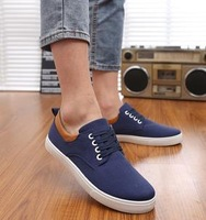 new 2014 fashion brand A+++ summer winter Men's shoes, canvas shoes, casual shoes, 3 color, size US 6.5-10 code 13