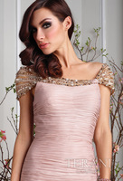 The latest arrival explosion models tailored S-shaped tight sexy prom dresses