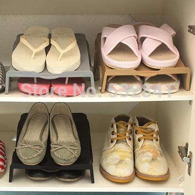 Compra perchas colgadores calzado de almacenamiento en - Percha para zapatos ...