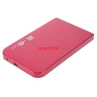 USB 2.0 SATA 2.5 inch inch HDD Hard Drive Enclosure External Hard Disk Drive Case