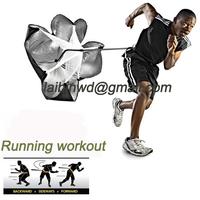 Speed workout Training Resistance Parachute 56'' Speed Chute Running Umbrella parachute for running 1pc freedrop