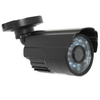 """1/3"""" Sharp CCD Outdoor Security Camera, 540TV Line, 3.6mm lens, Super Low 0 Lux, InfraRed LED 23 Pcs, Water proof."""