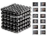 216 pcs Diameter 3mm Buckyballs Neocube Magic Cube Puzzle Magnetic Magnet Balls Spacer Beads Neodymium Education free shipping