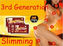 The Third Generation Hot Free Shipping 200 pcs 1 bag 10 pcs Slimming Navel Stick Slim