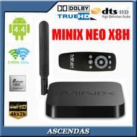 MINIX NEO X8 - H Android TV Box Quad Core Amlogic S802 - H 2G/16G XBMC Google Media Player IPTV Smart TV Mini PC Dolby DTS
