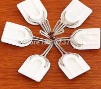 F360 creative home White strong sticky hook 6pcs/set