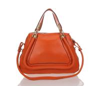 Brand Name bag100% Genuine LEATHER Bags Fashion handbag CL  Shoulder Bag  women famous brands TOTE bag 2014