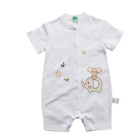 """Baby Girl Boys Toddlers Infant Outwear One-pieces """"elephant"""" Grahphic Dress Baby Rompers Factory Direct SELL"""