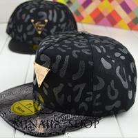 wholesale Metal Triangle mark snapbacks caps hip hop baseball cap snapback hats for women men 2014 new M52