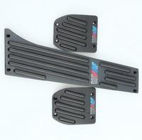 Free shipping hot for BMW M TECH MT Brake Clutch Pedal E92 E46 E36 Z3 Z4 M3 M5 M6 E88 E60 E90 good quality