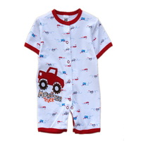 NEW Carters' Infant Short Sleeve Clothes TRUCK 3~18months (HA2440)
