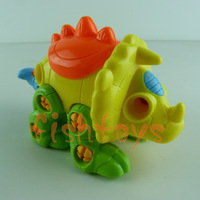 Brains assemble toys disassemble toy Building Blocks dinosaur Toy Early Educational Learning Toys baby best gift Free Shipping