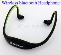 S9 Sports Stereo Wireless Bluetooth 3.0 Headset Earphone Headphone for iPhone 5/4 Galaxy S4/S3 HTC LG Smartphone