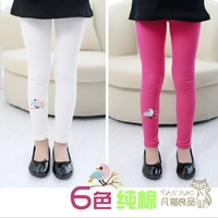 new 2014 spring 2014 girl pants children pants children clothe clothing set cute lovely good quality freeshipping!!!