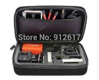 Large Storage Box Camera Parts Bag Case for GoPro Hero 2 3 3+ Accessories Black