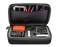 Large Storage Box Camera Parts Bag Case for GoPro Hero 2 3 3+ Accessories Black