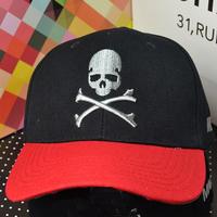 wholesale skull Embroidery snapbacks caps hip hop baseball cap snapback hats for women men 2014 new M58