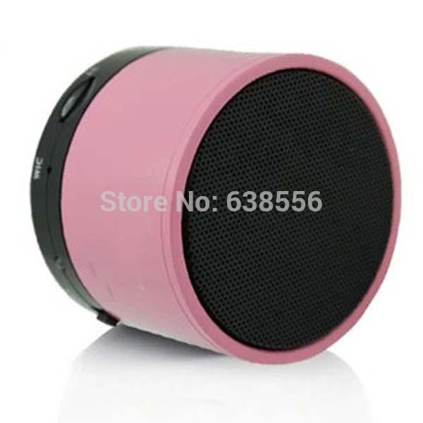 100% Brand New S11 wireless bluetooth speaker portable bluetooth speaker mini audio subwoofer mini speaker(China (Mainland))