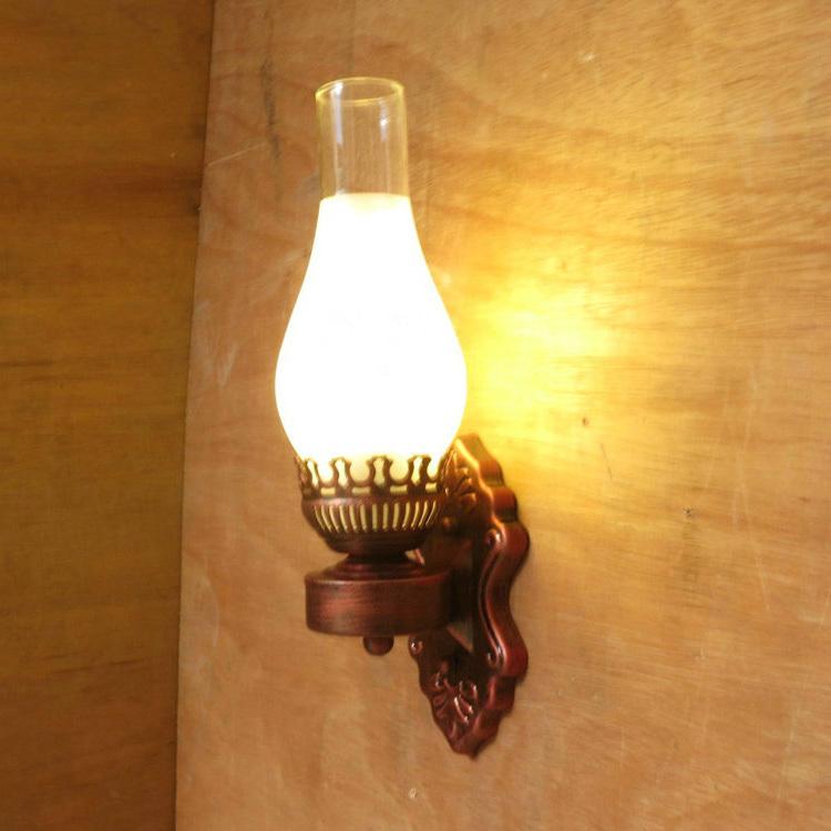 Online kopen wholesale antieke petroleumlampen uit china antieke petroleumlampen groothandel - Decoratie corridor ...