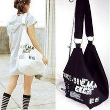 Горячая распродажа 4 цветов свободного покроя холст женщины кроссбоди сумки для женщин дизайнером сумок высокое качество пляжные сумки