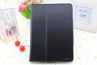Free Shippping High Quality 10.1 Inch Original Ainol NUMY AX10 Quad Core tablet pc PU Leather Case,Ainol AX10 3G Stand Cover