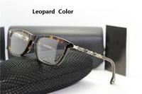 2014New free shipping man  fashion original quality optical  frame love tunnel man brand  optical  frame with box