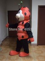 POLYFOAM high quality costume ladybug mascot costumes