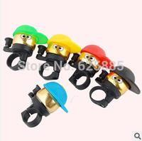 wholesale 500pcs/lot Metal Ring Handlebar Bell Sound Alarm for Bike Bicycle
