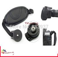 """Photo Studio Accessories 1/4"""" Tripod Screw Leather Hand Grip Strap for Canon Digital SLR DSLR Camera EOS"""