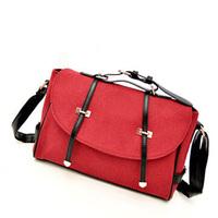 New Arrival 2014 High Quality Women Woolen Cloth Messenger Bags Handbags Women famous brands Hot sale  Fashion candy color bags