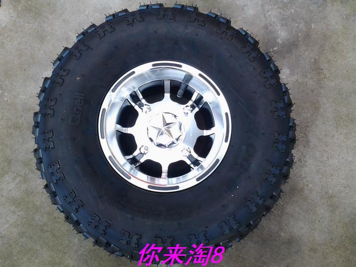 Carro equilibrado acessórios * 19 * 7 - 8 H tread pneus recentemente desenvolvido rodas de alumínio 4 * 110 mm fabricantes(China (Mainland))