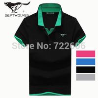 2014 new arrival brand t shirts women septwolves man camisetas men la cotton man'st- shirts male shirts casual men shirt camisa
