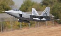 RTF Version  /  RC F-22 Jet plane  /  Twin 70mm EDF  360 Degree Thrust Vectoring  RTF JET plane  /  Ready To Fly