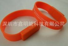 flash drive wrist band promotion