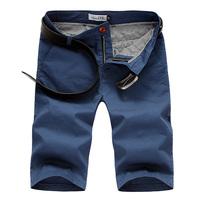 Mens Pants New Arrival Harem Pants New 2014 Men Fashion Thin Summer Shorts Male Plus Size Knee-length Slim Trousers Beach Man